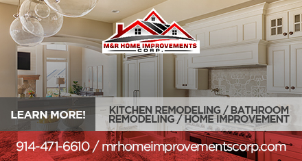 M & R Home Improvements NY Corp. Website Image
