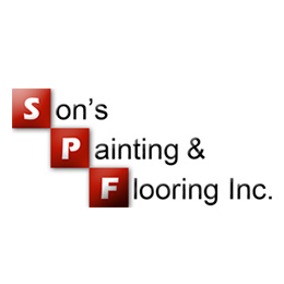 Son's Painting & Flooring Website Image