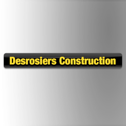 Desrosiers Construction LLC Website Thumbnail