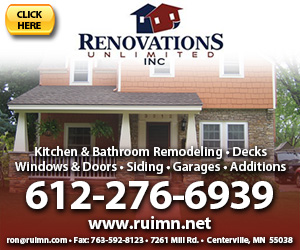 Renovations Unlimited, Inc. Website Image