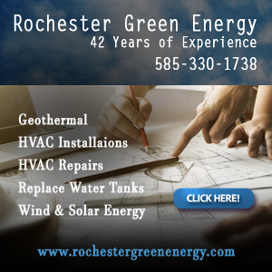Rochester Green Energy Website Image