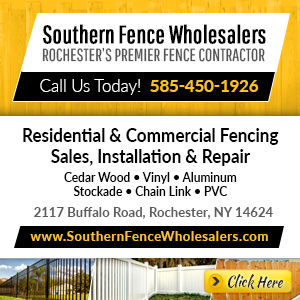 Southern Fence Wholesalers Website Image