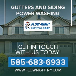 Flow-Right Gutters & Siding Website Image